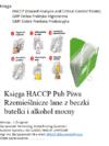 HACCP Pub Piwa Alkohol