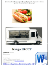HACCP Food Truck Hot Dog